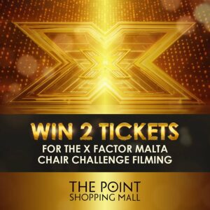 THE POINT X X FACTOR MALTA COMPETITION T&C